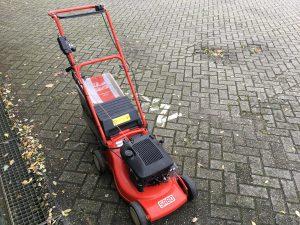 Nieuwkomer 1 | Sabo benzinemaaier | vraagprijs: € 275
