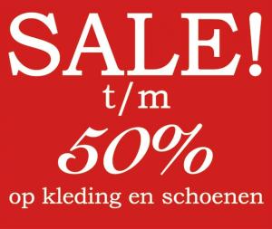 Winterkleding sale!